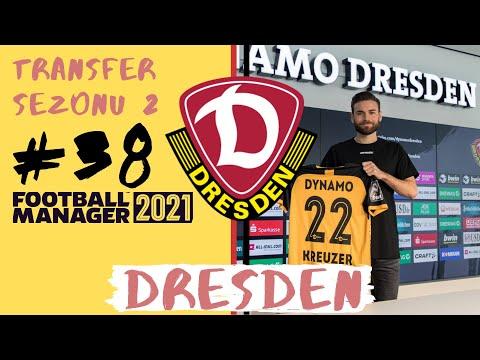 DYNAMO DRESDEN FM21   Bölüm 38   TRANSFER SEZONU 2   Football Manager 2021