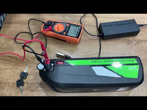 How to check charger and battery issue by voltage meter?