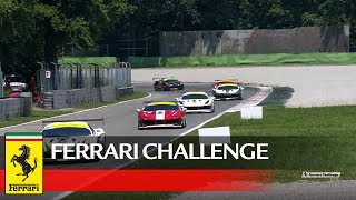 Ferrari Challenge Europe – Monza 2017, Coppa Shell Race 1