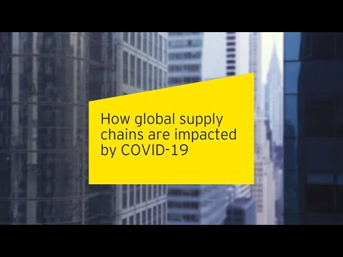 How supply chains are impacted by COVID-19