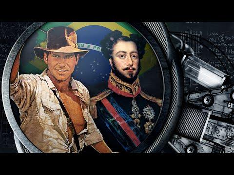 O Império Brasileiro, Indiana Jones e os primeiros museus   Nerdologia