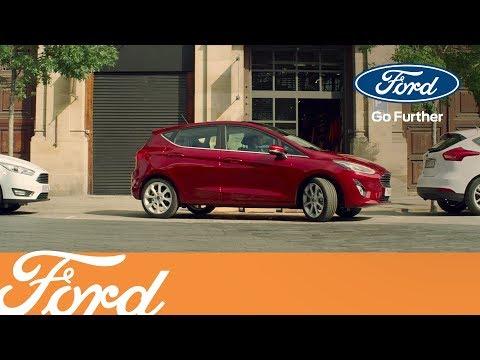 Der neue Ford Fiesta - Aktiver Park Assistent  | Ford Austria