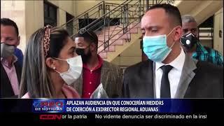 Aplazan medida de coerción a exfuncionario de Aduanas acusado de violación sexual