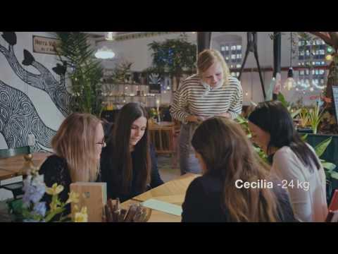 ViktVäktarna reklamfilm höstkampanj 2017  - Cecilia