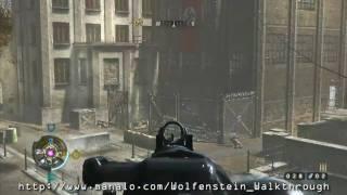 Wolfenstein Walkthrough - Mission 5: Hospital Part 1