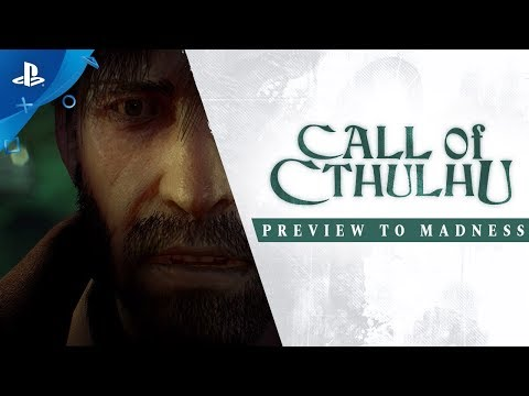Call of Cthulhu - Preview to Madness | PS4