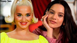 Katy Perry Admite Estar Enamorada De Rosalía Y Así Reacciona Ella