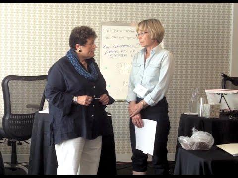 Barbara Rosenblat Coaching Excellent New Audiobook Narrator