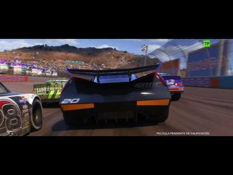Cars 3 - Trailer 2 español (HD)