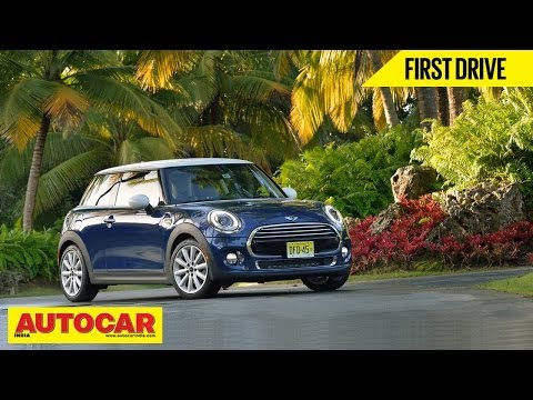 2014 Mini Cooper & Mini Cooper S | First Drive Video