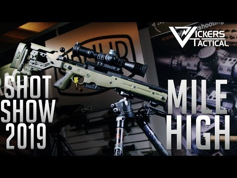 Shot Show 2019 - Mile High Shooting Accessories