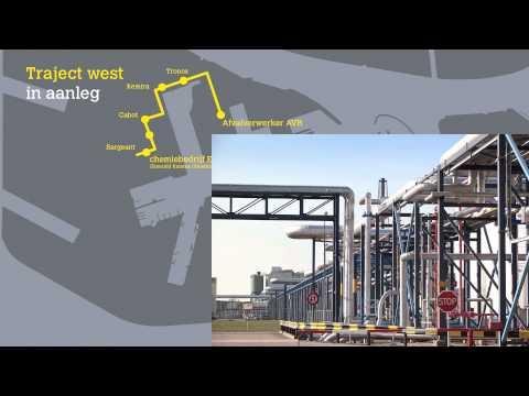 Stedin neemt voortouw met ontwikkeling stoomnetwerk