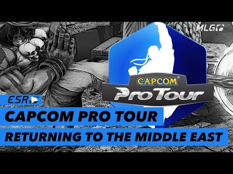 The middle east will get a Capcom​ Pro Tour event!