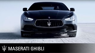2016 Maserati Ghibli S Q4 - with superior all-wheel drive