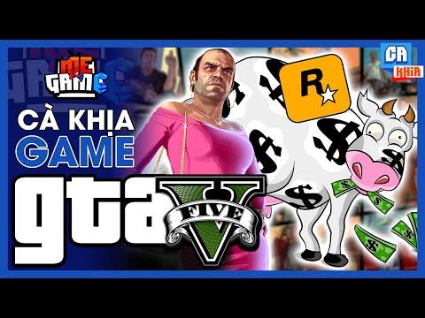 Cà Khịa Game: GTA 5 - Thà Vắt Sữa Chứ Không Làm GTA 6 | meGAME
