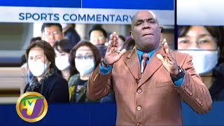 TVJ Sports Commentary - April 1 2020