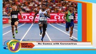 TVJ Smile Jamaica: Hot Topic - No Games with Coronavirus - January 30 2020