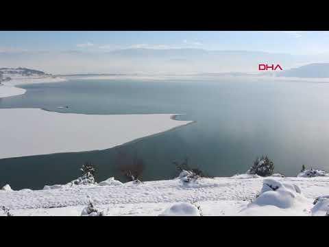 Bolu'da Gölköy Barajı'nda su seviyesi arttı