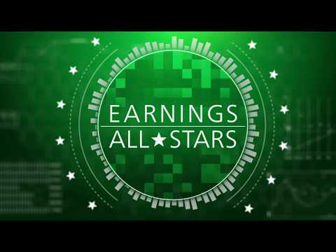 This Week's Amazing Earnings Charts