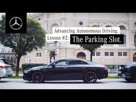 Mercedes-Benz Active Parking Assist with PARKTRONIC | The Parking Slot