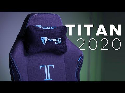 Secretlab TITAN 2020: la Ferrari delle S …