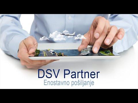 DSV Partner Video-3: Spremljanje statusa