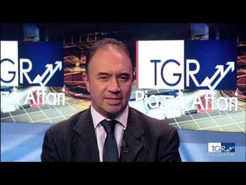 2016 Ott - S. Sorgi - TGR Piazza Affari - Il futuro che (non) c'è
