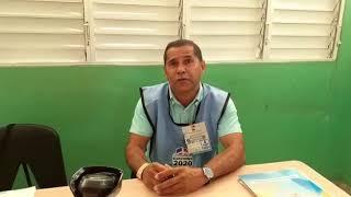 Votaciones aún no empiezan en Liceo Celeste Argentina Beltré, voto automatizado no funciona