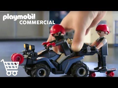 PLAYMOBIL - Les policiers  (Français)
