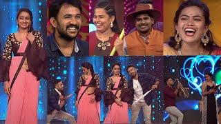 Nuvu Ready Nenu Ready Triple Damaka Latest Promo - Thu to Sat @12:30 PM in #etvtelugu -Ravi,Vindhya - MALLEMALATV