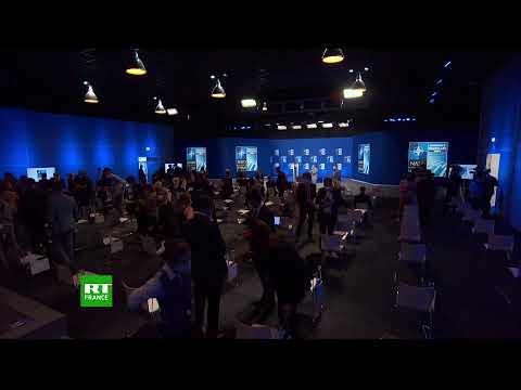 Bruxelles : conférence de presse de Joe Biden au sommet de l'OTAN