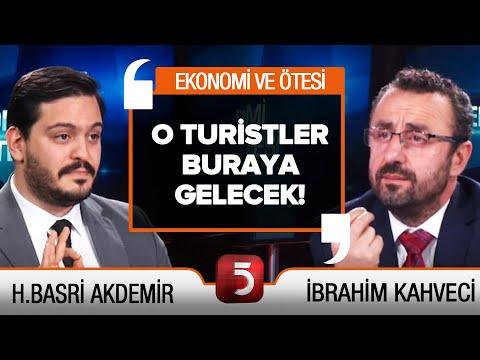 O Turistler Buraya Gelecek! – Ekonomi ve Ötesi – Hasan Basri Akdemir – İbrahim Kahveci