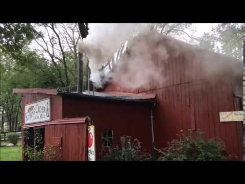 Kuhns Cider & Grist Mill at Amish Acres