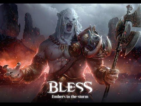 Video: Bless Online Gameplay Korea OBT 2016 February - Long Gameplay