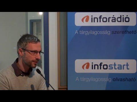 InfoRádió - Aréna - Feledy Botond - 1. rész - 2019.05.13.