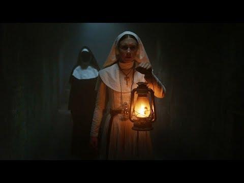 La monja - Trailer español (HD)