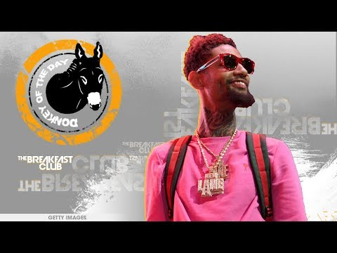 PnB Rock Urinates All Over Hotel Room After Being Kicked Out