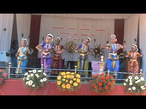 om siva sampo...koottalumoodu abd anual day in bharathanatyam