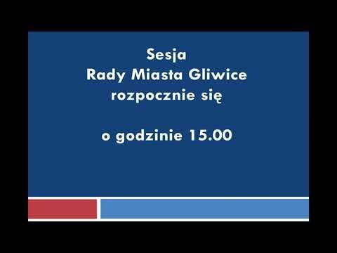 Sesja Rady Miasta Gliwice nr IX/2019 z 10 października 2019 roku