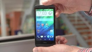 HTC Desire 510 offers affordable 4G (hands-on)
