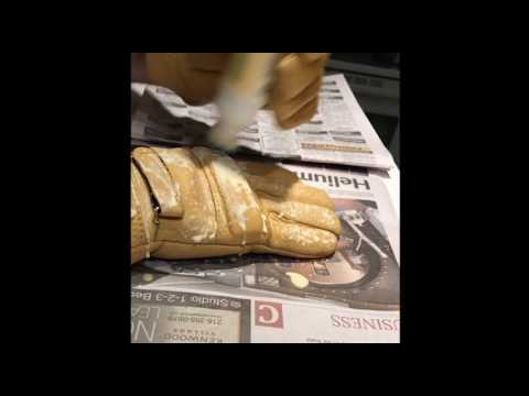 Waterproofing for Leather Gloves
