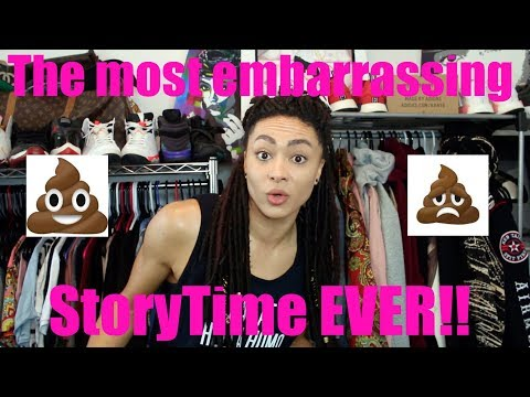 connectYoutube - The Most Embarrassing StoryTime EVER!!