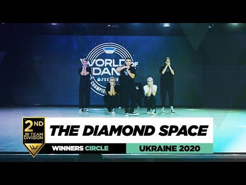 Diamond Team | 2nd Place Jr Team | Winners Circle | World of Dance Ukraine 2020 | #WODUA20