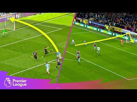 Aguero CURLER & Martial in off the CROSSBAR   Classic goals from Matchweek 18's fixtures