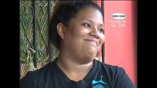 La joven de 19 años Katherine Martínez fue una de los reos liberados