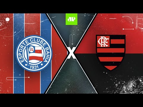 Bahia x Flamengo - AO VIVO - 18/07/2021 - Campeonato Brasileiro