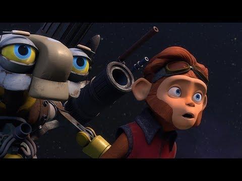Spark, una aventura espacial - Trailer español (HD)