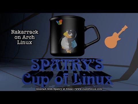 Rakarrack on Arch Linux