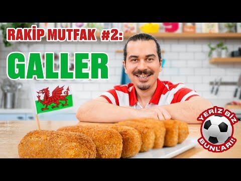 Yeriz Biz Bunları! İkinci Rakip Mutfak: GALLER / Glamorgan Sosis Tarifi #Shorts