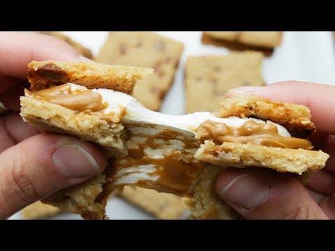 S'mookies (S'more Cookie)